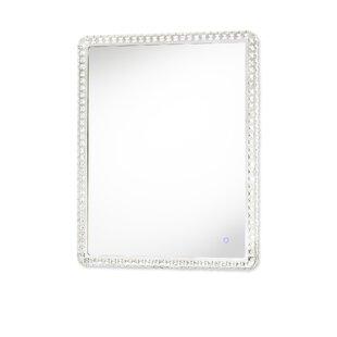 Rosdorf Park Sherman Rectangular Accent Mirror