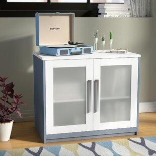 Rivas 2 Door Accent Cabinet by Ebern Designs