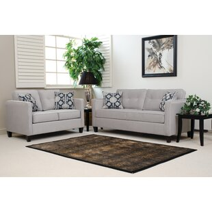 Tidworth Sleeper Configurable Living Room Set by Wade Logan