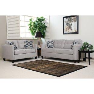 Online Reviews Dengler Sleeper Configurable Living Room Set by Ebern Designs Reviews (2019) & Buyer's Guide