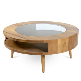 Deals Edick Round Coffee Table By George Oliver