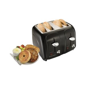 4-Slice Proctor Silex Cool Touch Toaster