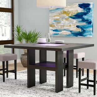 Travis Counter Height Dining Table Latitude Run