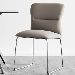 Price comparison Mclea Upholstered Side Chair by Orren Ellis Reviews (2019) & Buyer's Guide
