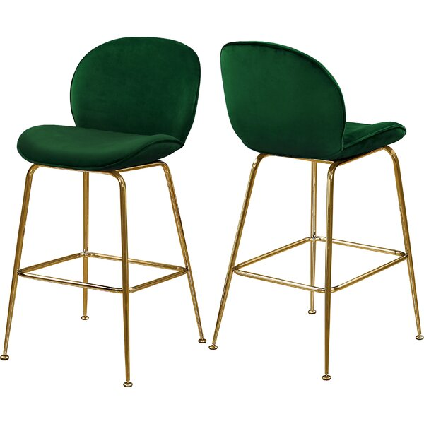 Marvelous Modern Contemporary Akito 26 Bar Stool Allmodern Gmtry Best Dining Table And Chair Ideas Images Gmtryco
