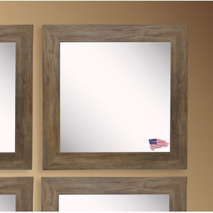 5f8f41e34865b Barnwood Wall Mirror (Set of 4)