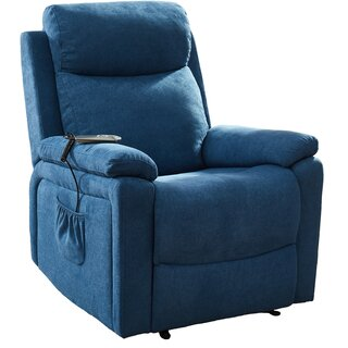 Agnew Lift Power Recliner by Darby Home Co SKU:CE804243 Description