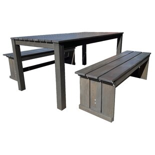 Zephyr 4 Seater Dining Set By Sol 72 Outdoor