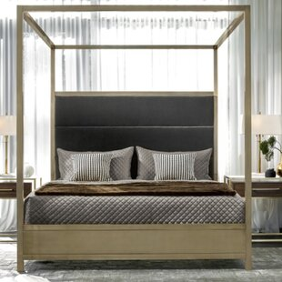 Dodsworth Upholstered Canopy Bed by Mercer41