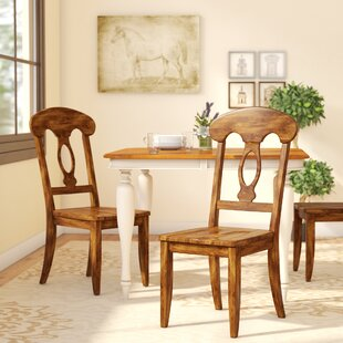Back Bay Side Chair (Set of 2) Three Posts