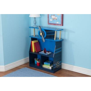 Best Price Airplane 28.8 Bookcase by KidKraft Reviews (2019) & Buyer's Guide
