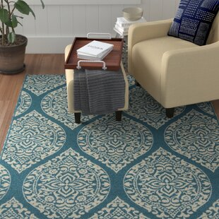 Ashleigh Baja Blue Indoor/Outdoor Area Rug