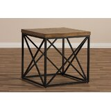 Berenbaum Frame End Table by Gracie Oaks