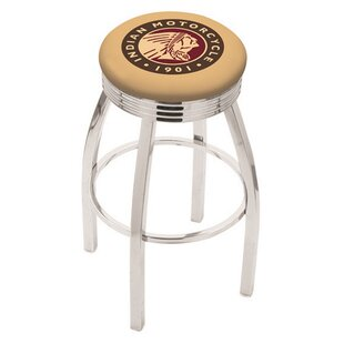 Adjustable Height Swivel Bar Stool Holland Bar Stool