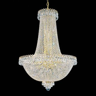 Schonbek Camelot 31-Light Empire Chandelier