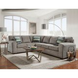 Nation 119 Symmetrical Sectional by Latitude Run
