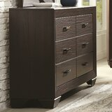Nova 6 Drawer Double Dresser by Orren Ellis