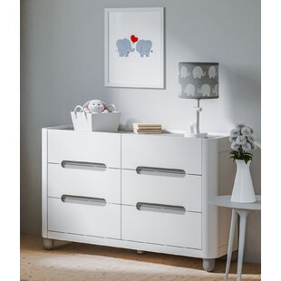 Storkcraft Roland 6 Drawer Dresser