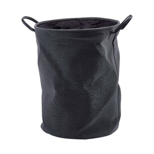 Low priced Eder Round Laundry Hamper ByWrought Studio