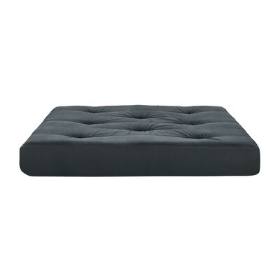 minimalist encased spring alloy inches foam fuel tan futons microfiber colored room full shop high thick furniture olive with inch mattress cushion verti coils futon thicknesses fill upholstery suede decoration size family polyester
