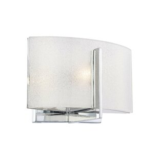 Latitude Run Janik 1-Light Bath Sconce