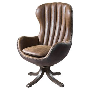 Bonview Swivel Wingback Chair by Trent Austin Design Comparison