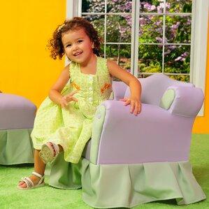 Princess Kids Cotton Club Chair by Keet
