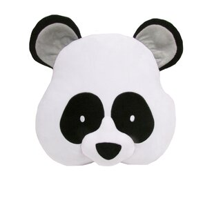 Kalia Panda Throw Pillow