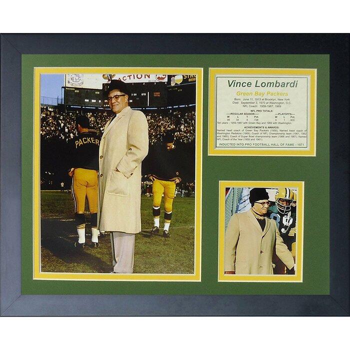 11 x 14-Inch Legends Never Die Larry Bird Boston Celtics Framed Photo Collage