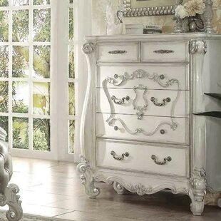 Queenies 6 Drawer Chest by A&J Homes Studio