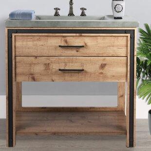 Riordan 36 Single Bathroom Vanity By Gracie Oaks