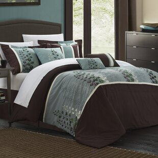 Evan 8 Piece Comforter Set