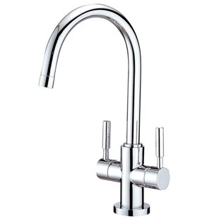 Elements of Design South Beach Vessel Sink Faucet without Pop-Up and Plate