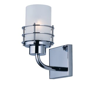 Montville 1-Light Bath Sconce by Alcott Hill