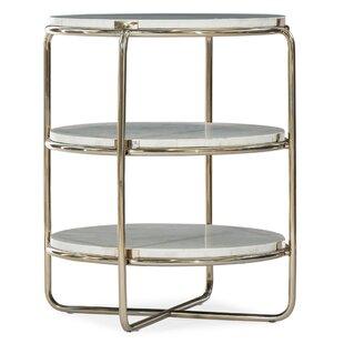 Melange Kiera End Table by Hooker Furniture