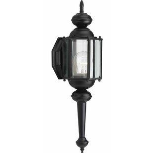 Triplehorn Outdoor Wall Sconce