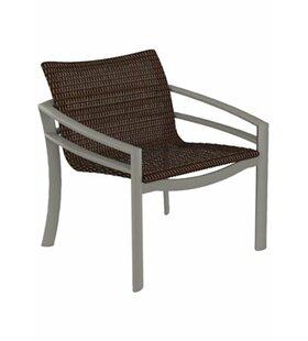 Tropitone Kor Woven Patio Chair