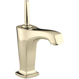 Buy luxury Margaux Single hole Bathroom Faucet with Drain Assembly By Kohler