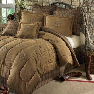Millwood Pines Esquibel Pine Cone Comforter Set