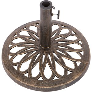 Cast Iron Umbrella Base