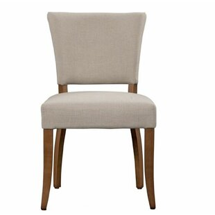 Gracie Oaks Sabina Casual Upholstered Dining Chair (Set of 2)