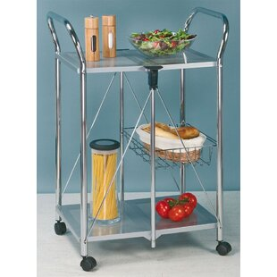 Howe Serving Cart By Symple Stuff