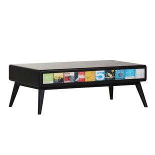 Ester Coffee Table With Storage By Corrigan Studio