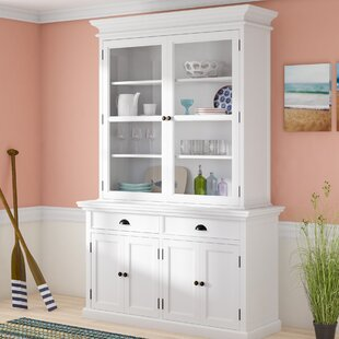 Beachcrest Home Amityville China Cabinet