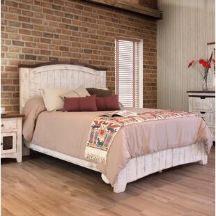 Gracie Oaks Coralie Panel Bed