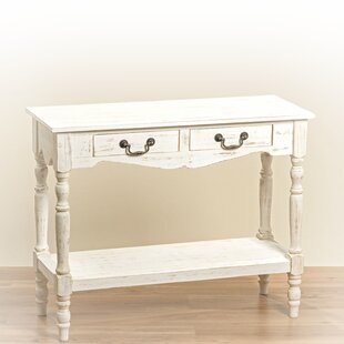 Bentleyville French Country Console Table by Ophelia & Co.