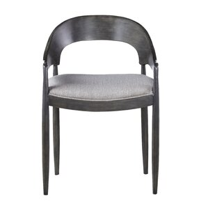 Wyss Upholstered Dining Chair by Brayden Studio