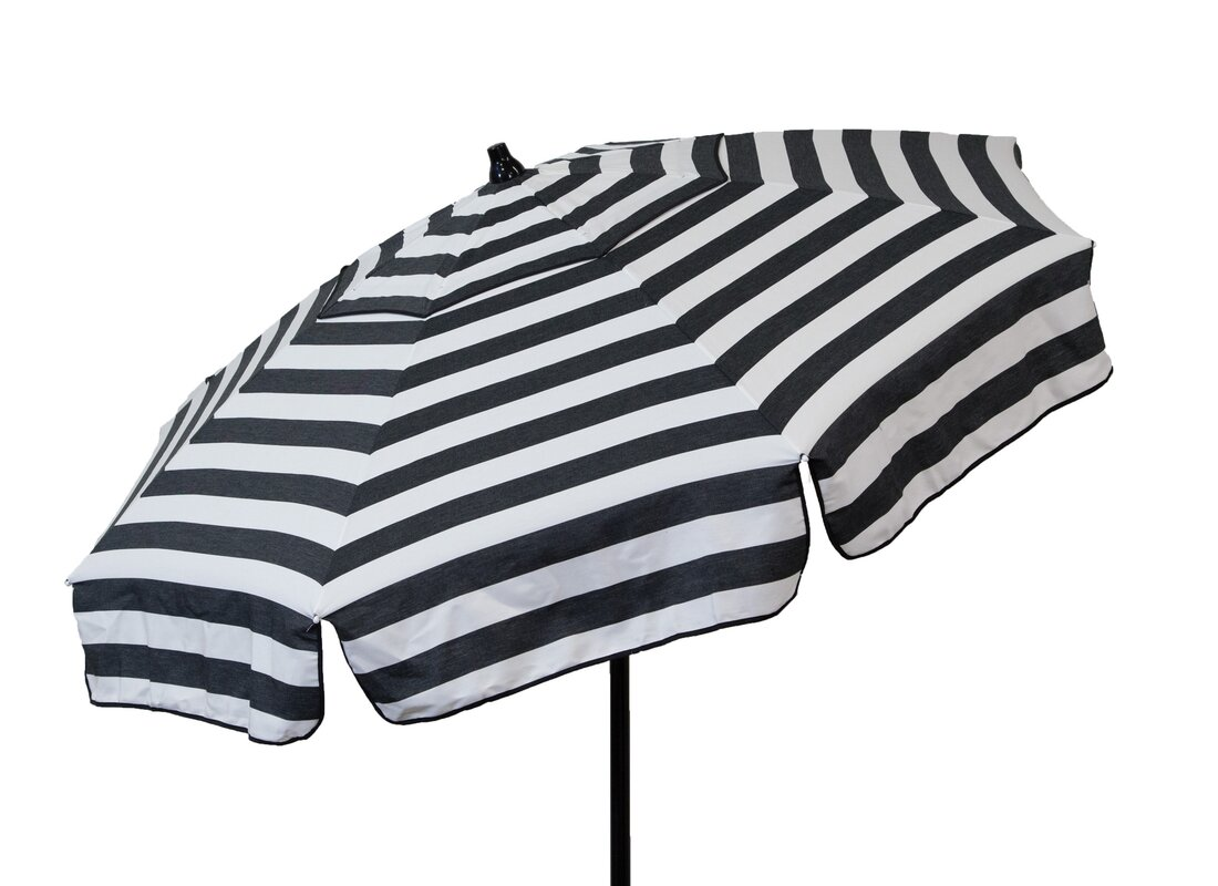 Italian 6 ft. Drape Umbrella