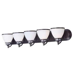Red Barrel Studio Smyrna 5-Light Vanity Light