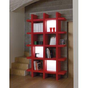 Brayden Studio Gaen Standard Bookcase